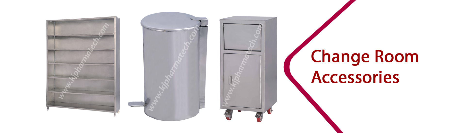 SS Clean Room Furniture Accessories